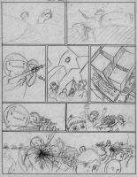 Shark Attack by Anvilous
