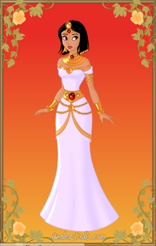 Disney Queen Cleopatra of The Nile by roseprincessmitia