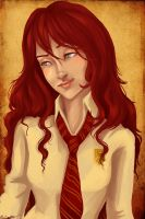 Lily Evans. by viria13