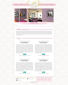 ffm Outlet Webdesign by ioinme