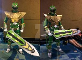 Green Ranger Cosplay Faves by JayDRivera