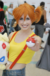 Misty from Pokemon by TheRealLittleMermaid