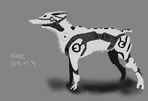 Doggie scout by betasector