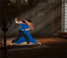 Tango Dancers by TheSevenDemon