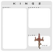 KINGS Application [Red] by Mg3-Kiryu