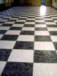 black and white floor 3 by AzurylipfesStock
