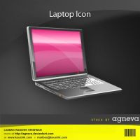 Laptop Icon by agneva
