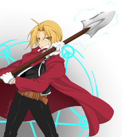 FMA - I Like Pointy Objects by FlameoZutara