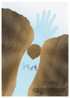 127 Hours - Alternative Poster by 3ftDeep