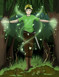 Yogscast: InTheLittleWood, (Also Known as Martyn). by ScarabDynasty1