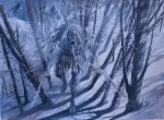 The White Walkers by Wiligothic