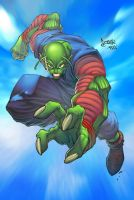 PICCOLO  dbZ by deffectx