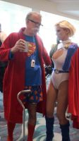 Superman dreamed to retire with Power Girl by trivto