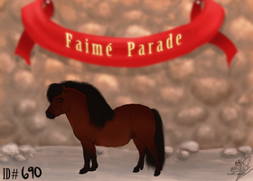 Faime Import 708 by bedfordblack