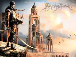 Prince of Persia Wallpaper by EscorpioTR