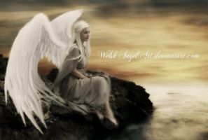 *angel* by WelshAngelArt