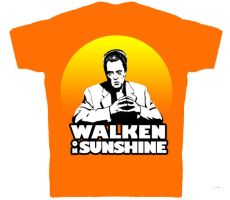 Walken on Sunshine by Freezasinferno