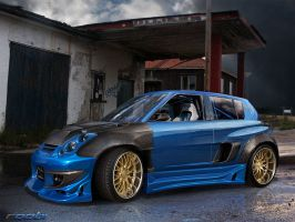 Suzuki Swift by roobi