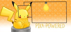 PIKA-POWERED by Chocolate-Cocoa