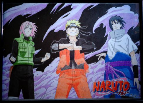 Team 7 Reunites by MariChanX3