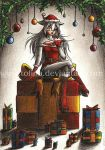 Betty Christmas 2014 by Tolina