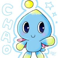 :Sonic: Chao chao by sunowi0421