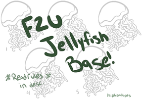 F2U Jellyfish Base by hiphipadopts