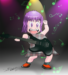 ROck GirL by DementedWorld