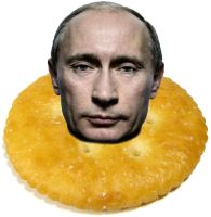 Putin on the Ritz by DarkCynic