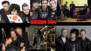 Green Day Wallpaper 3 by MarissBlack