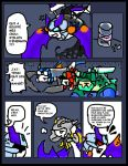 Fishformers:episod1 p.2 by LaDarkA117