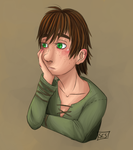 Hiccup by Somewaywardson
