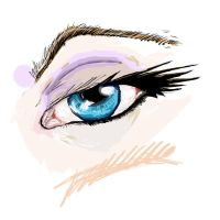 My first wacom creation by Melody68