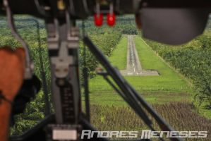 Runway in Sight by photoprophet
