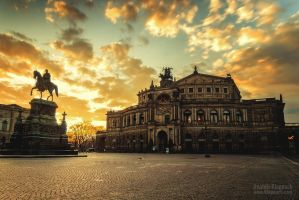 Staatsoper by klapouch