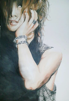 Uruha - Watercolor by HayleyFeatRuki