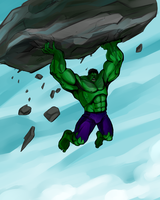 Hulk by Ferroconcrete247