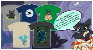 Welovefine contest: HTTYD by CL-Pinkskull