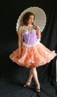 tutu barbie and parasol 3 by magikstock