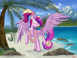 Hawaiian Cadence by DaffyDream