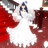 Wedding Michini~! by KingdomHeartsNickey