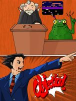 OBJECTION!! by NeoWolfgang