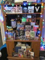 Kpop Collection Decorated by SubterraneanTV