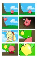 Kirby WoA Page 132 by KingAsylus91