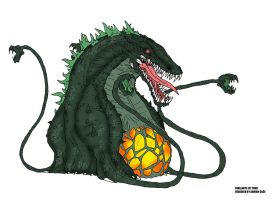 Biollante by crovirus