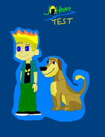 Johnny Test by TXToonGuy1037