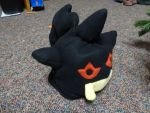Banette Hat by NinjaLizzard
