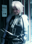 cosplay allen walker. expomanga 2012 by therainED