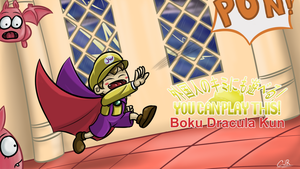 YCPT - Boku Dracula Kun by X-Cross