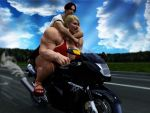 Hold On Tight!! by haroldsiddons